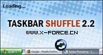Taskbar Shuffle v2.2 - 可以重排任务栏窗口和托盘图标位置顺序的小工具