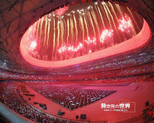 2008北京奥运会开幕式清晰壁纸照片精选打包下载(共48张)