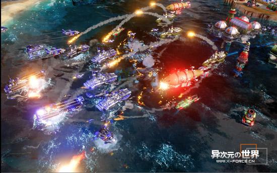 红色警戒3简体中文版下载 (命令与征服系列)