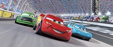 影评┊迪斯尼最新卡通电影《汽车总动员》