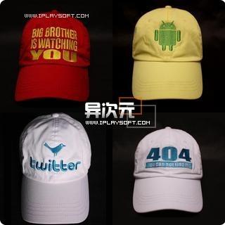 GeekCook帽子
