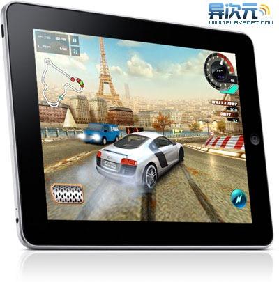 iPad 游戏