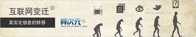 互联网的变迁-细说真实化信息的转移