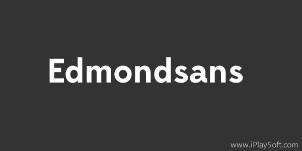 Edmondsans