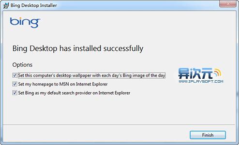Bing Desktop (必应桌面)