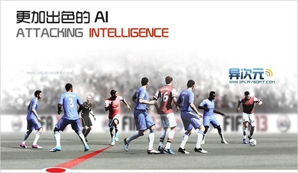 FIFA13 AI