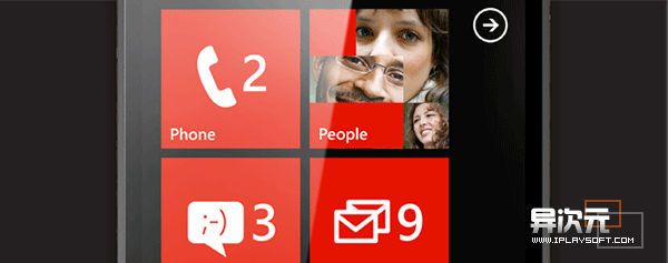 Windows Phone Metro UI