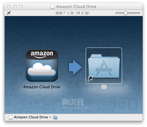 Amazon Cloud Drive Mac 客户端