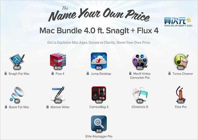 Mac 正版软件