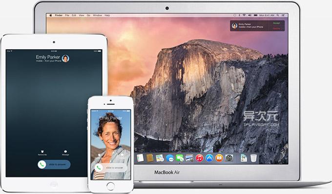 连通 Mac 与 iOS