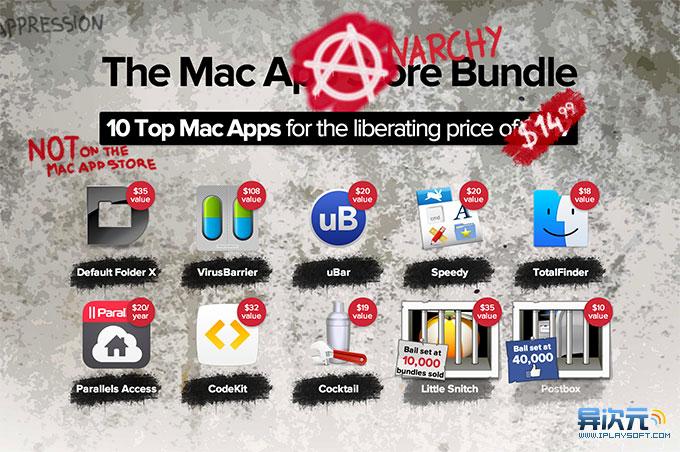 Macheist 正版 Mac 软件套装