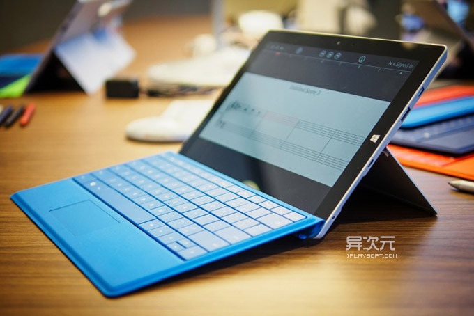 Surface 3