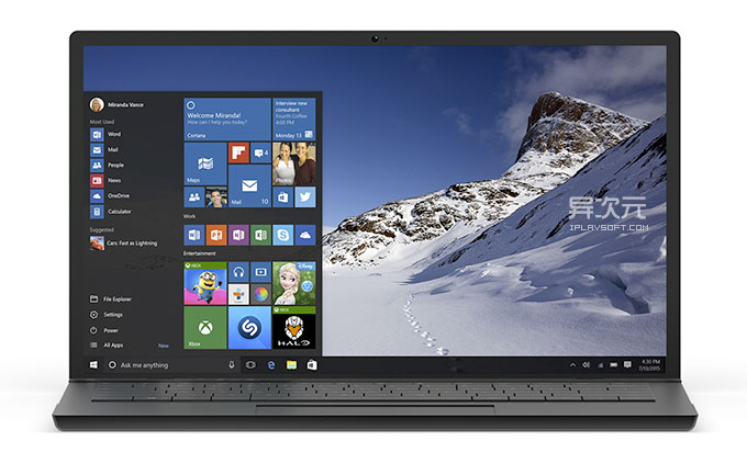Windows 10 正式版