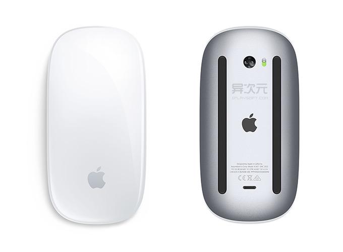 苹果鼠标 Magic Mouse 2