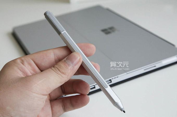 Surface Pro 4 手写笔