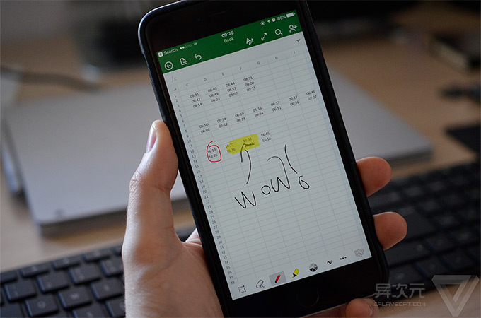 Office for iPhone 手机版