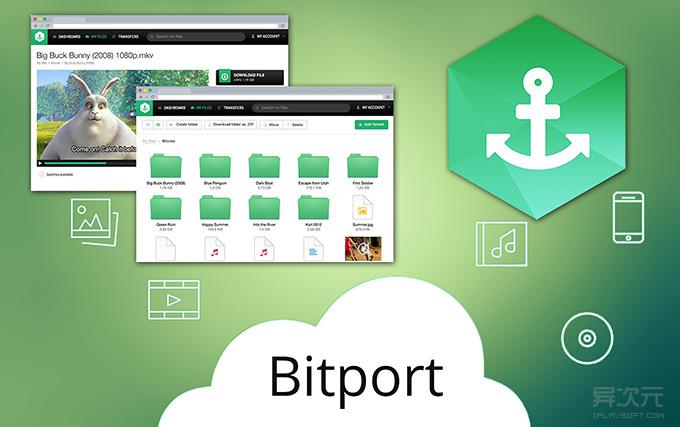 Bitport.io