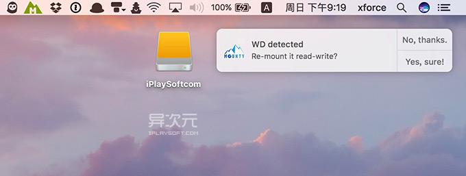 Mounty for NTFS