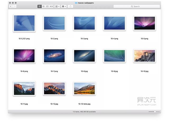 5K Mac 壁纸