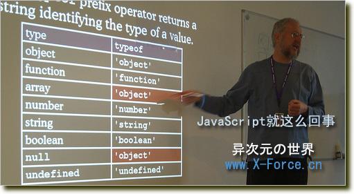 JavaScript就这么回事 (JS基础知识整理)