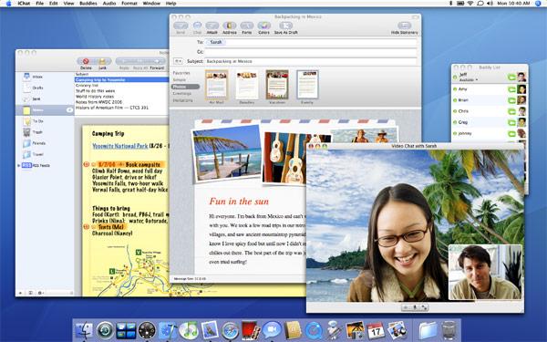 杂谈┊在偶的本本上安装Mac OS X For Intel失败