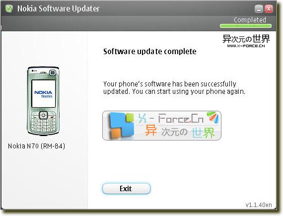 通过USB数据线升级智能手机详尽图文教程!PC套件新增官方在线刷机升级程序!