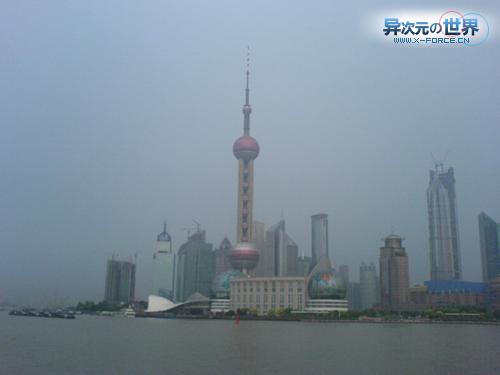 [游记] X-Force 的上海之行