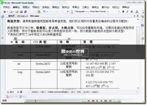 C#视频教程全集打包下载+在线观看 天轰穿VS2005入门.Net2.0系列视频教程