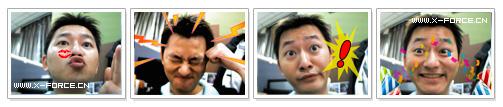 [支持QQ] 摄像头视频特效软件CyberLink YouCam下载-视频情绪表情、画面变形、画框等