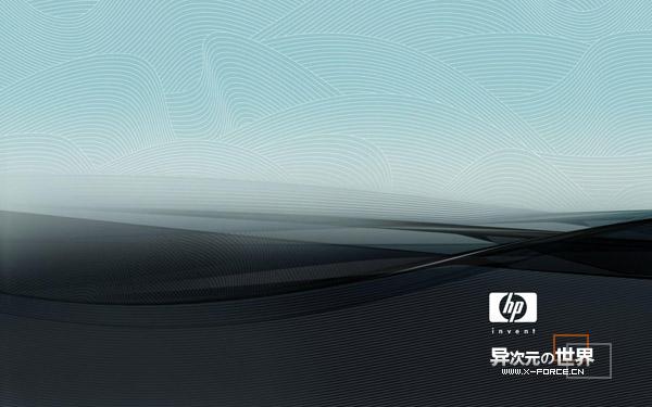 104张品牌机官方漂亮壁纸打包下载 [多图预览]