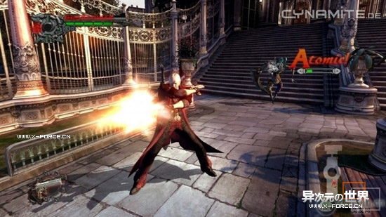 鬼泣4 PC正式版下载 (华丽动作游戏大作!Devil May Cry 4)