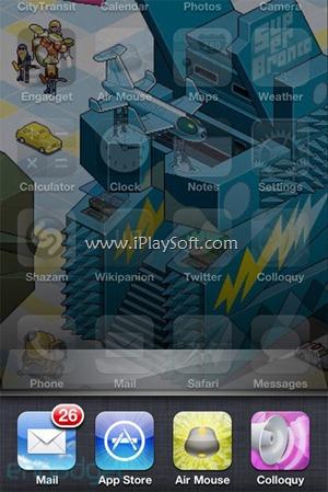 iPhone4 软件
