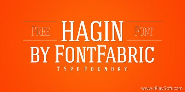 Hagin Serif