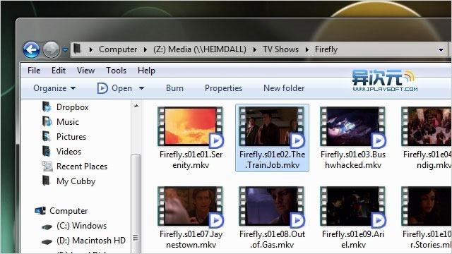 Media Preview 视频文件预览图