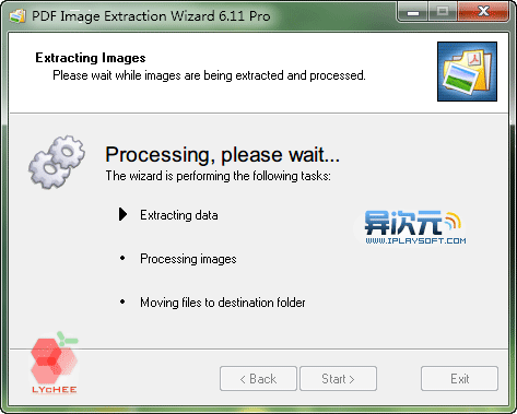 PDF Image Extraction Wizard Pro