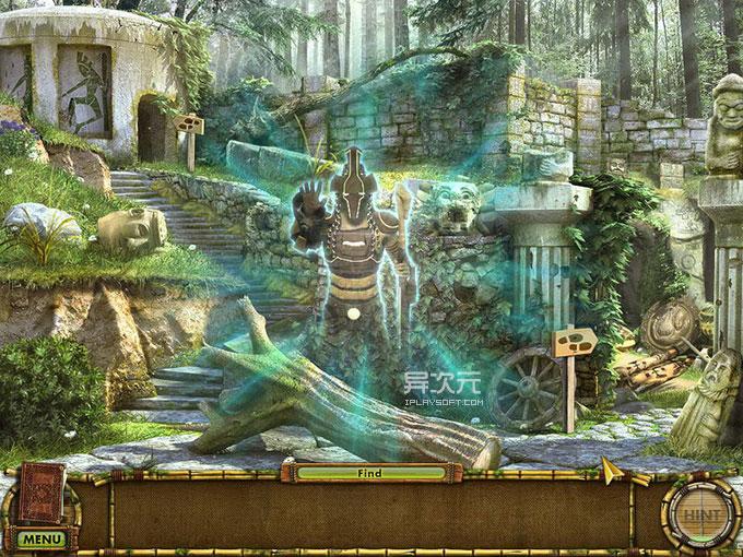神秘岛宝藏2:命运之门