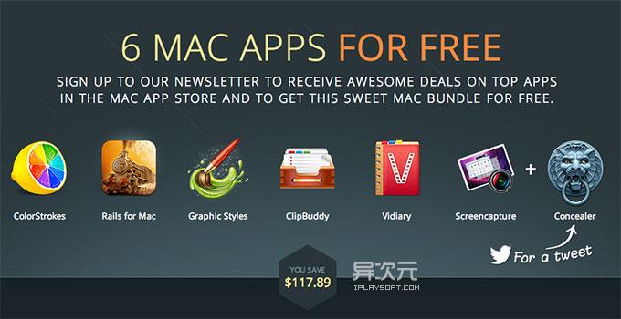 免费Mac正版软件