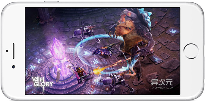 iPhone 6 游戏