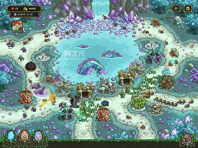 Kingdom Rush 3 Origins