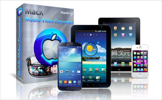 MacX Mobile Video Converter