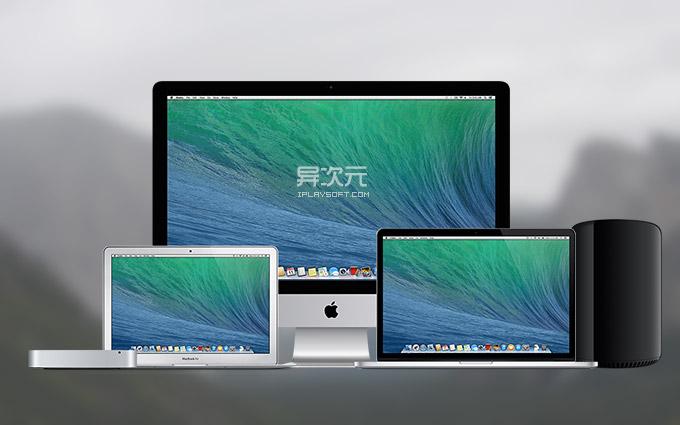 Apple 苹果 Mac