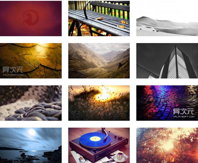Ubuntu 壁纸预览图