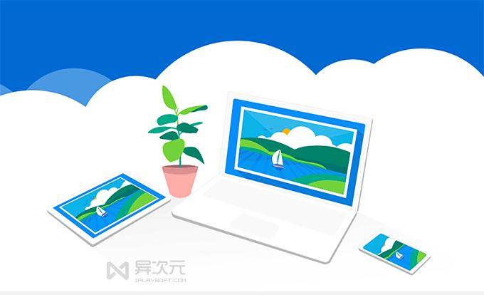 OneDrive 网盘同步