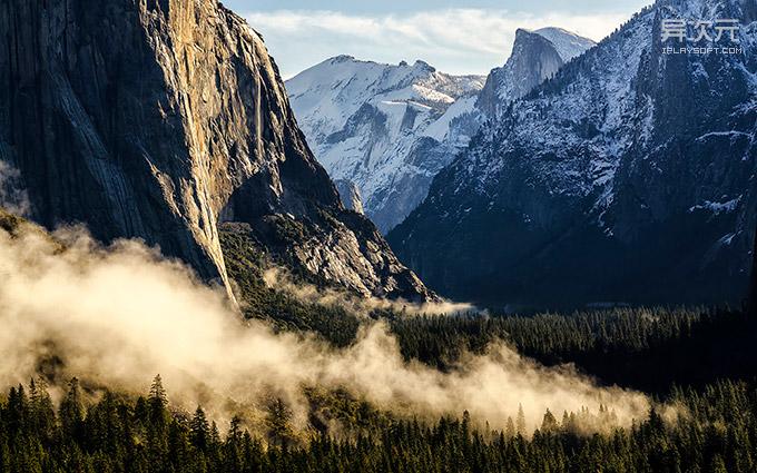 Yosemite 壁纸