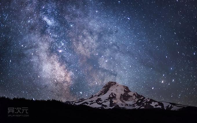 银河星空壁纸