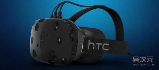 HTC VIVE 头戴显示器