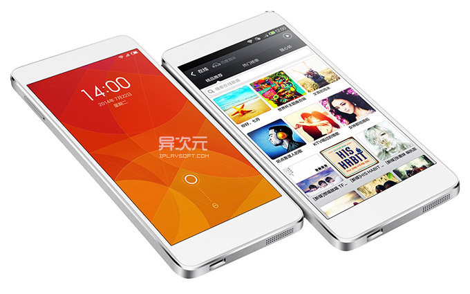 小米手机4
