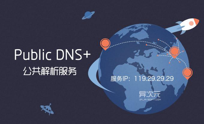 Dnspod DNS