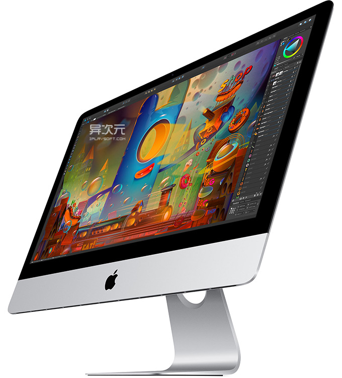 iMac 苹果一体机