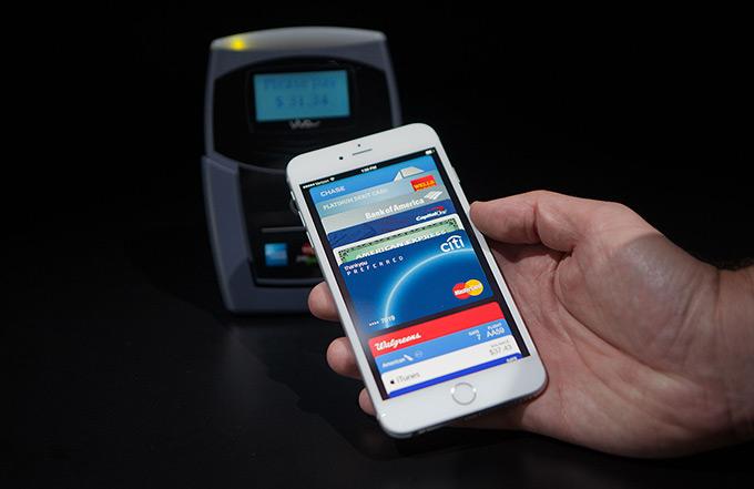 Apple Pay 中国银联